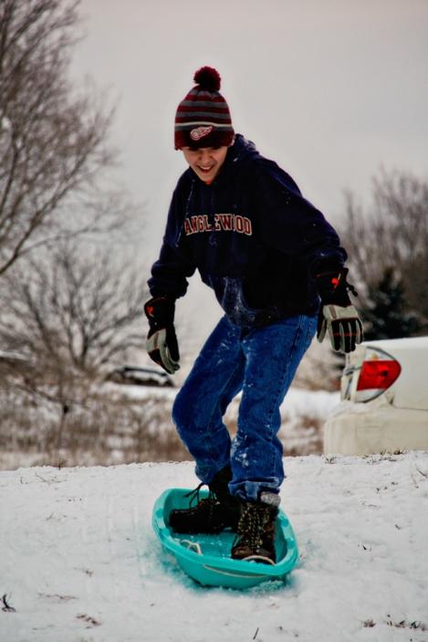 Charlie Snowboard